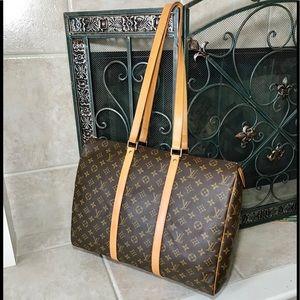 Authentic Louis Vuitton Monogram Flanerie 45